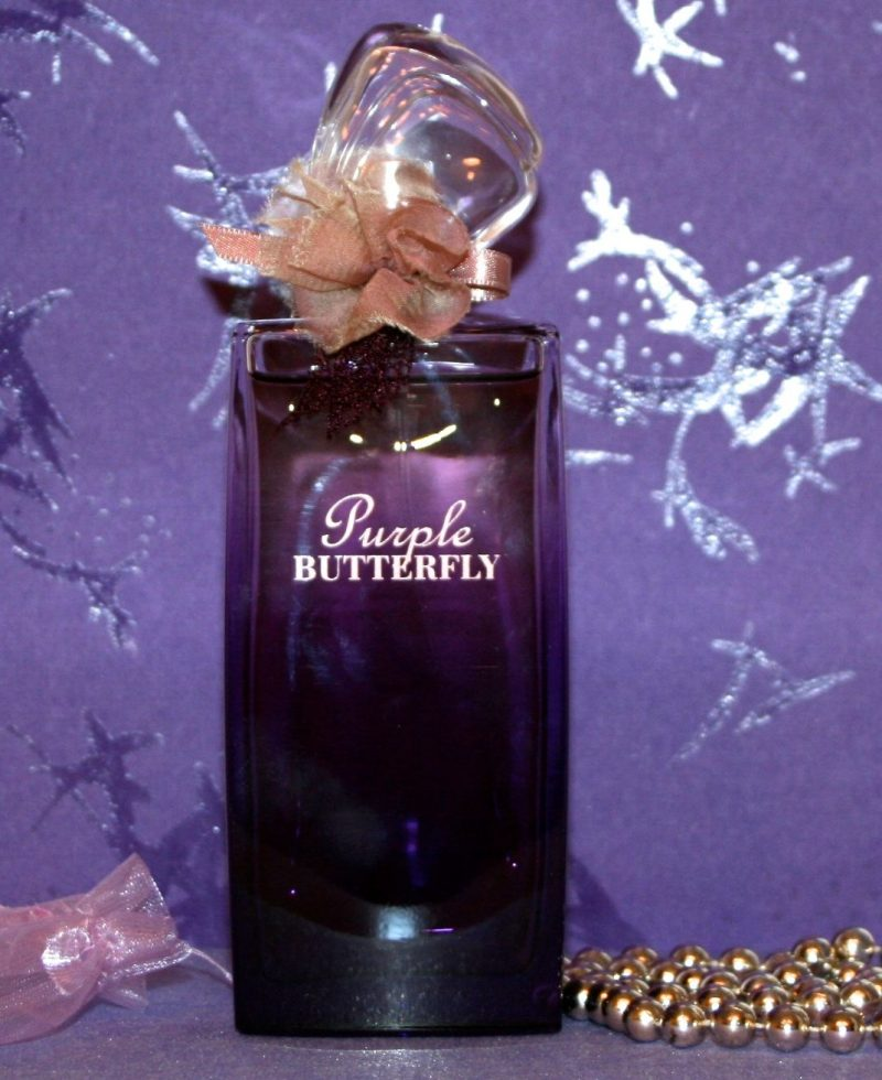 [Parfum] Purple Butterfly d'Hanae Mori (+give away)