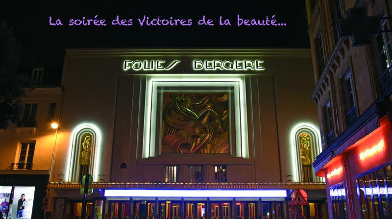 Les Victoires de la Beauté, j'y étais !