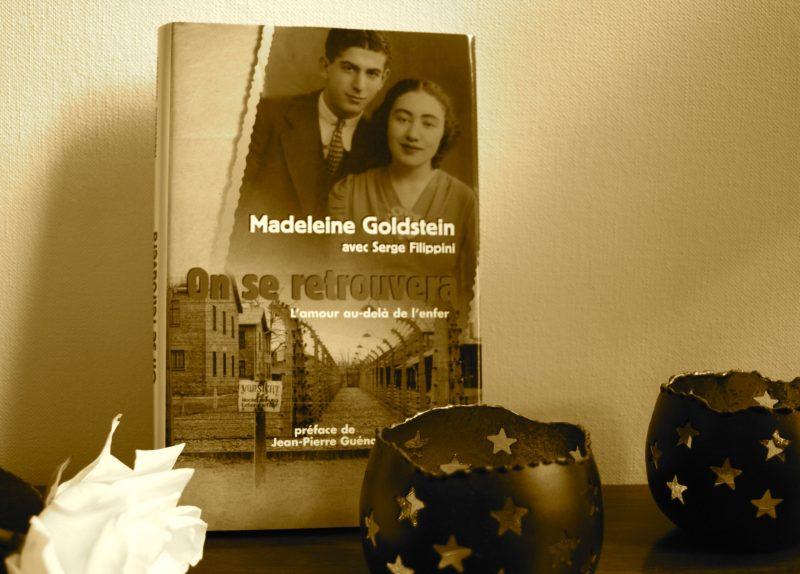 [Lecture] On se retrouvera, Madeleine Goldstein avec Serge Filippini