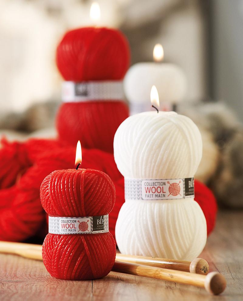 assortiment-bougies-pelote-de-laine-95mm-rouge-et-blanc