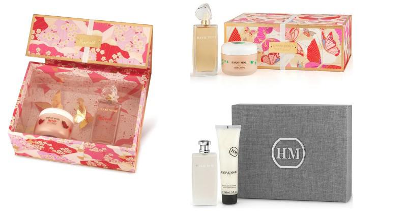 Idées cadeaux : les plus jolis coffrets de parfums et dérivés
