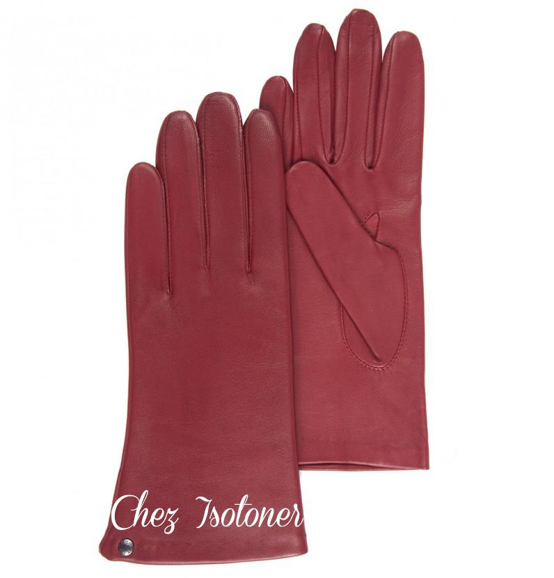 gants-rouges-isotoner