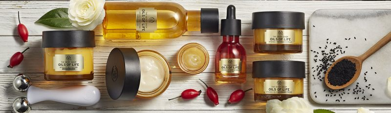 [Concours] The Body Shop, coffret Ultimate Oils of Life™