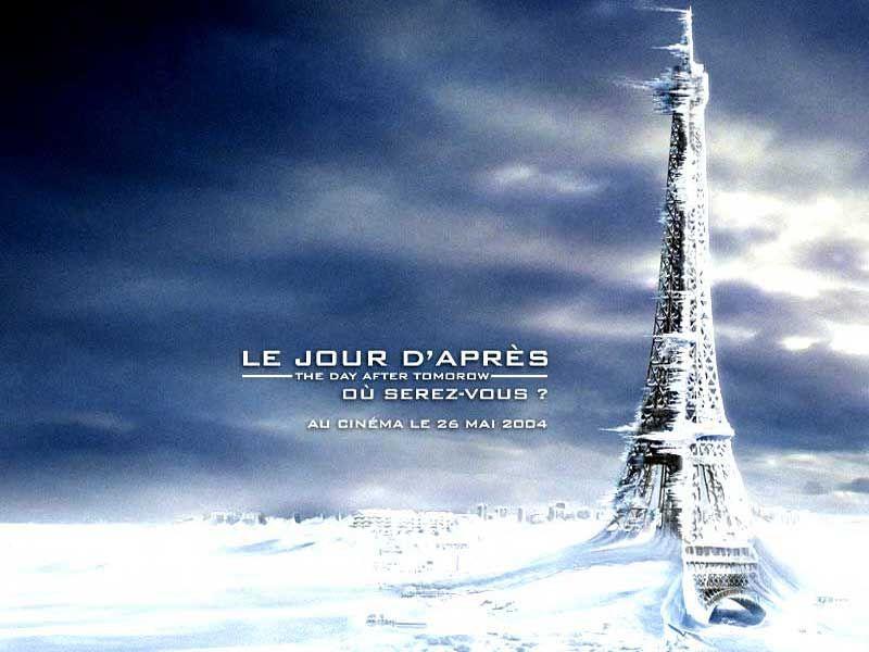 le jour d'après Paris
