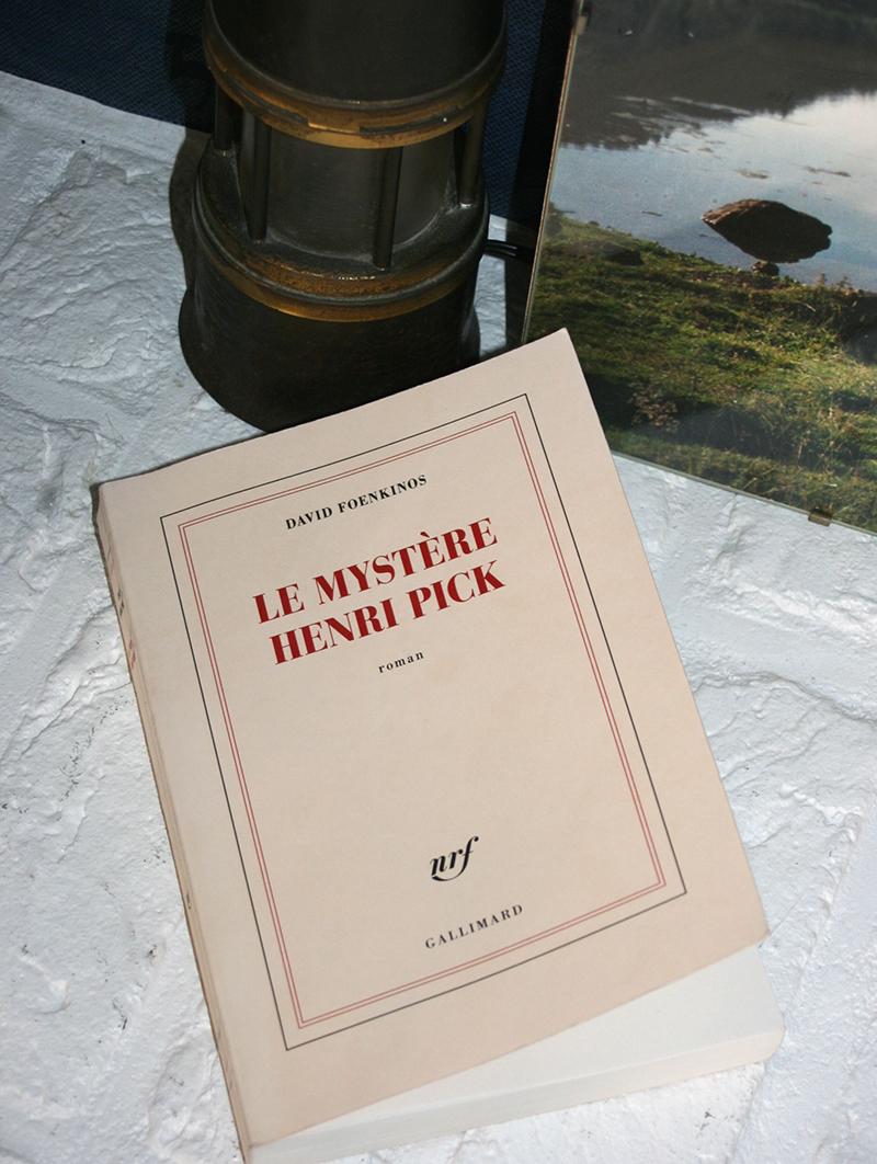 [Lecture] Le mystère Henri Pick de David Foenkinos