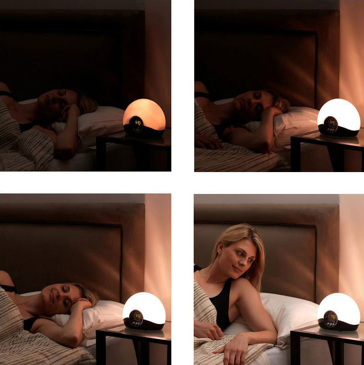 Le simulateur d'aube et ce que cela a changé chez moi (sommeil and co…)