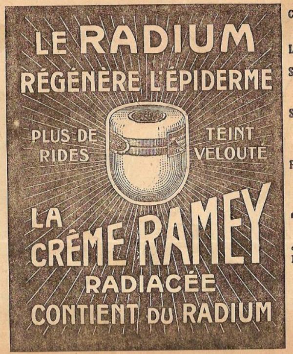 crème ramey