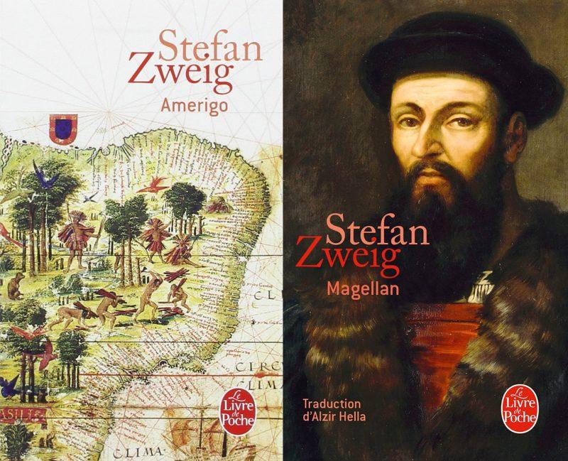 [Lecture] Amerigo – Magellan vu par Stefan Zweig