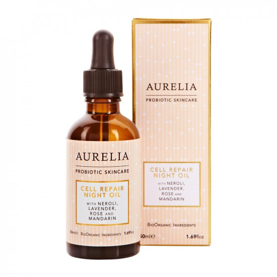 cell repair night oil aurelia probiotic