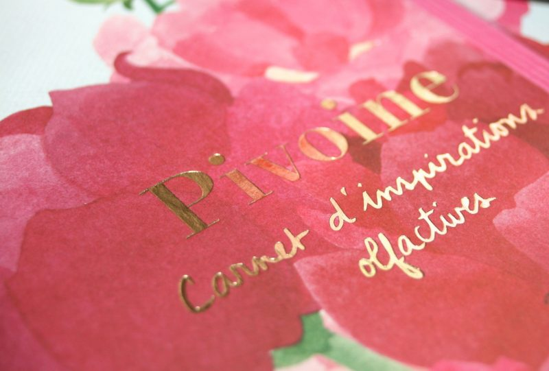 pivoine carnet d'inspirations