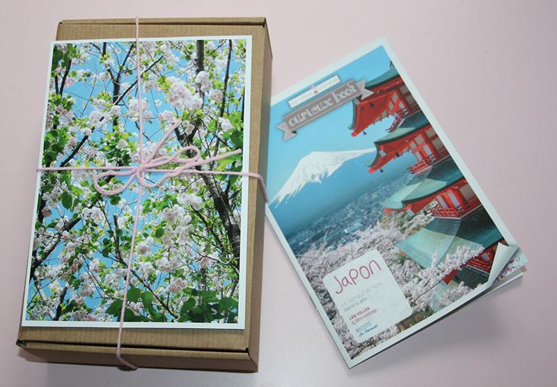 box nos curieux voyageurs japon