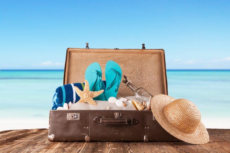 Ce que j'emmène en vacances [Vanity]