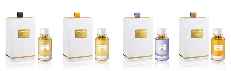 BOUCHERON collection parfums