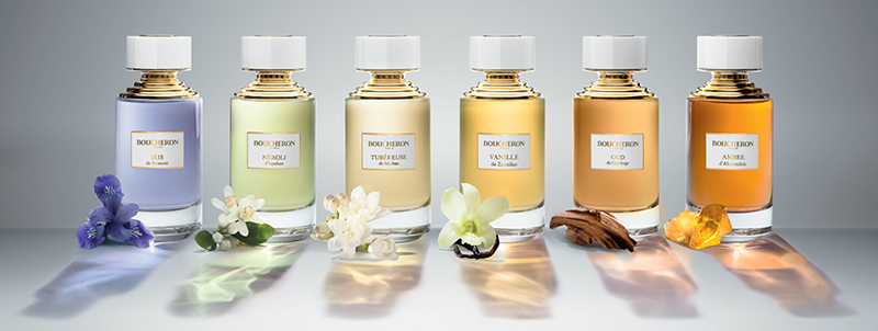 [L'actu parfums] La collection de parfums de Boucheron : le luxe à l'état pur