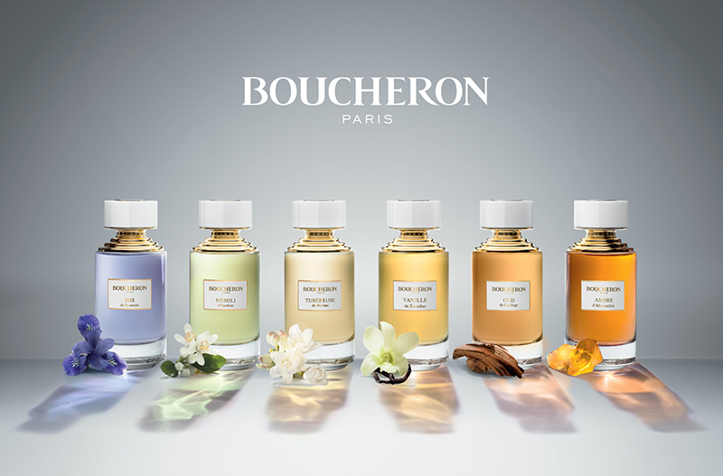collection parfums boucheron