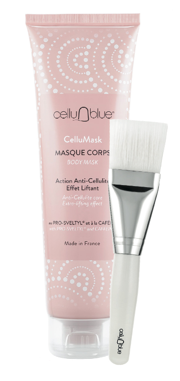 masque cellulite cellublue