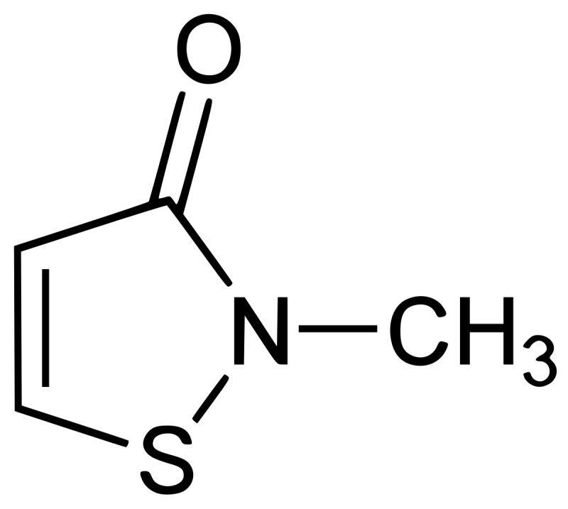 le methylisothiazolinone