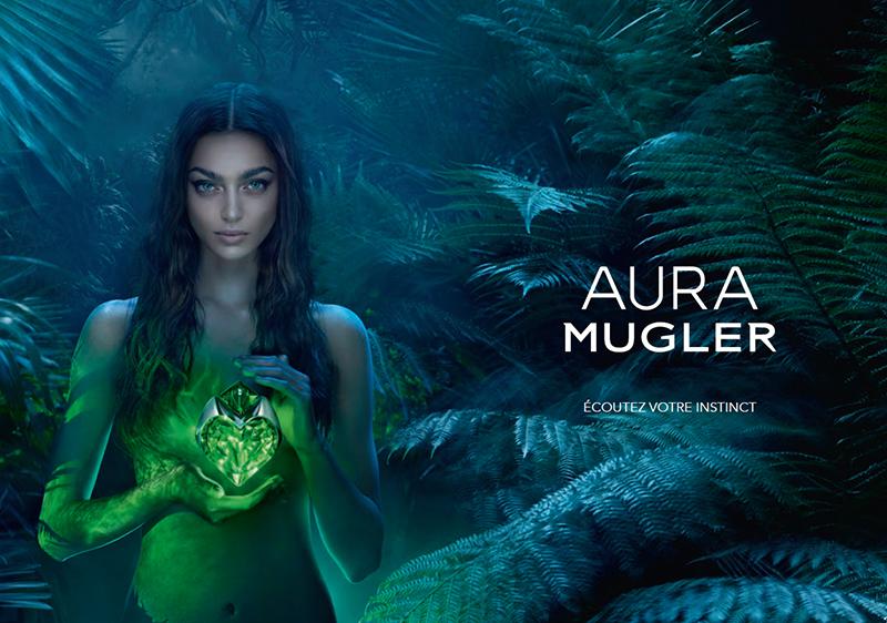 egerie AURA Mugler