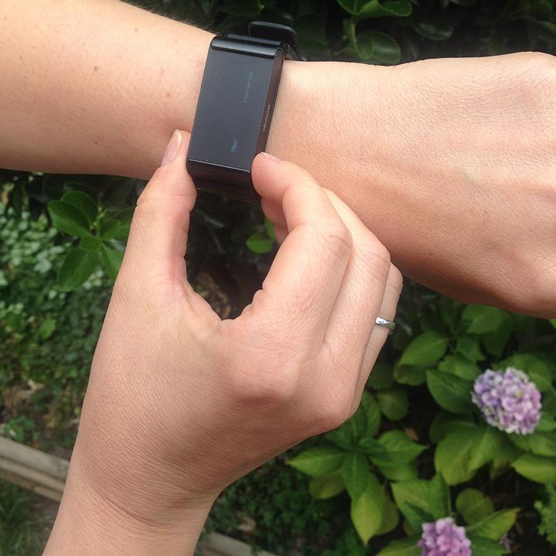 [Bien-être] Coachée par mon bracelet connecté Withings : mieux dans mon corps, vachement mieux !