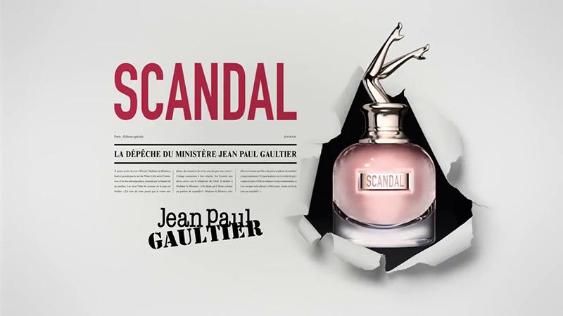 Un parfum de Scandal souffle avec Jean-Paul Gaultier