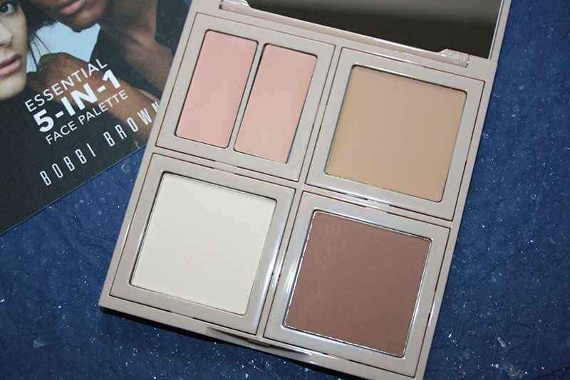 essential face palette 5in1 Bobbi Brwon