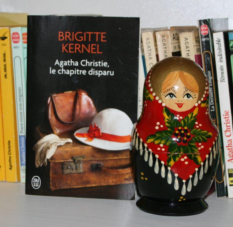 [Lecture] Agatha Christie, Le chapitre perdu, de Brigitte Kernel