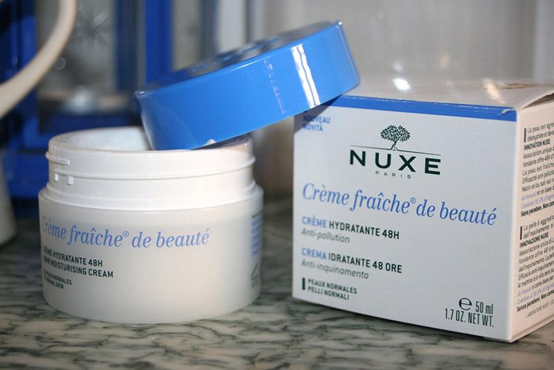 [Soin visage] La gamme Crème fraîche de beauté de NUXE