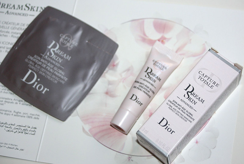 [The sample test] Dream Skin Advanced – Capture Totale – DIOR