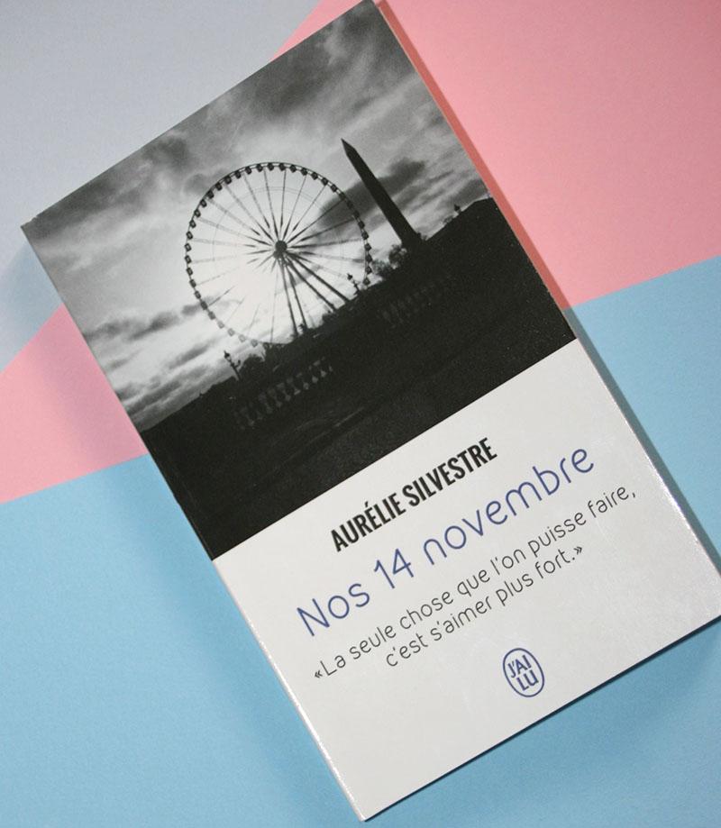 [Lecture] Nos 14 novembre, Aurélie Silvestre