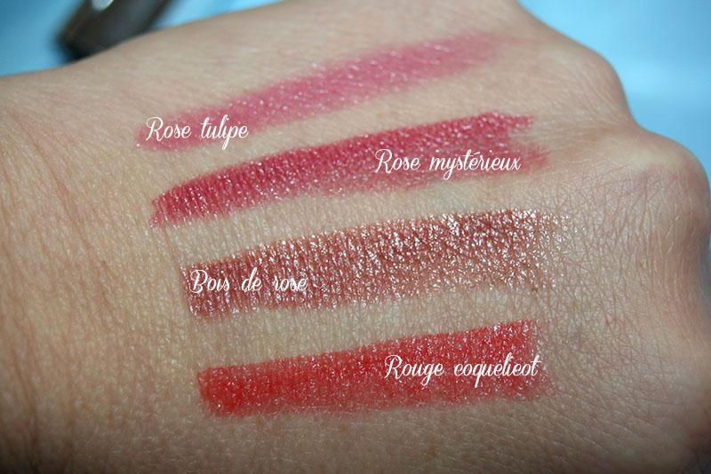 swatch l'essentiel rouge à lèvres pierre ricaud