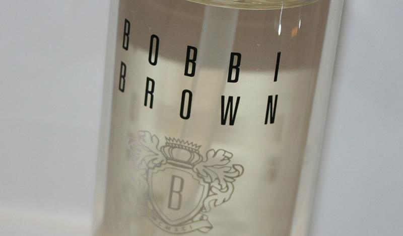 huile demaquillante bobbi brown
