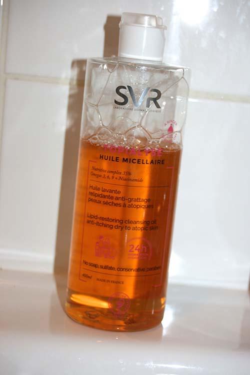 huile micellaire SVR