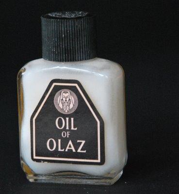 oil of olaz vintage