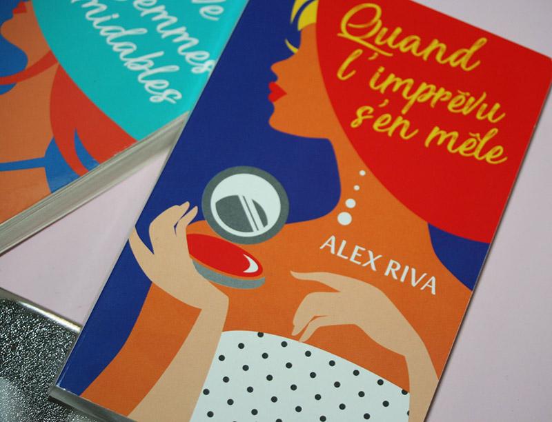 [Lecture] La grève des femmes formidables + Quand l'imprévu s'en mêle – Alex Riva