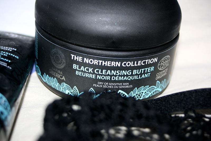 beurre noir demquillant natura siberica