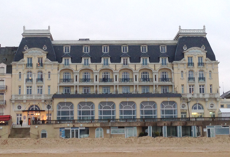 Notre midweek au Grand Hotel de Cabourg