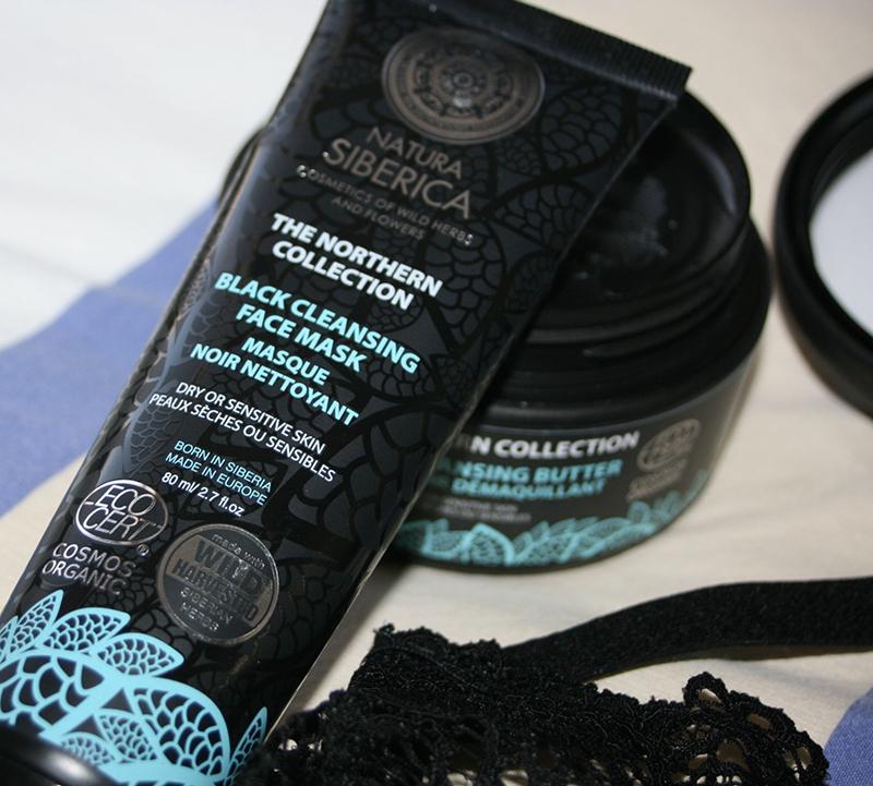 masque noir natura siberica
