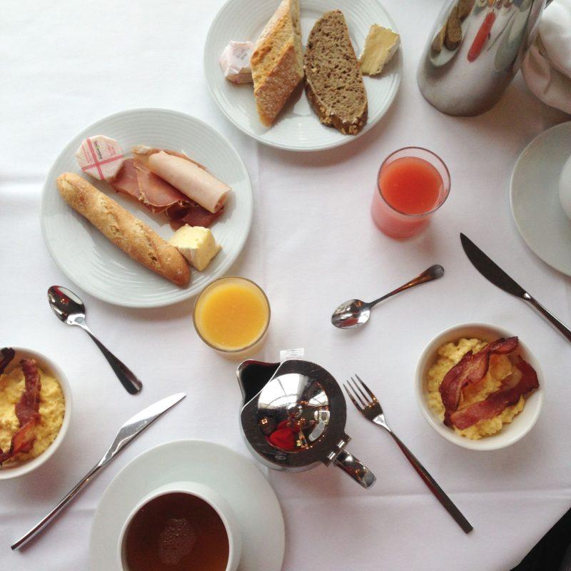 petit déjeuner cabourg