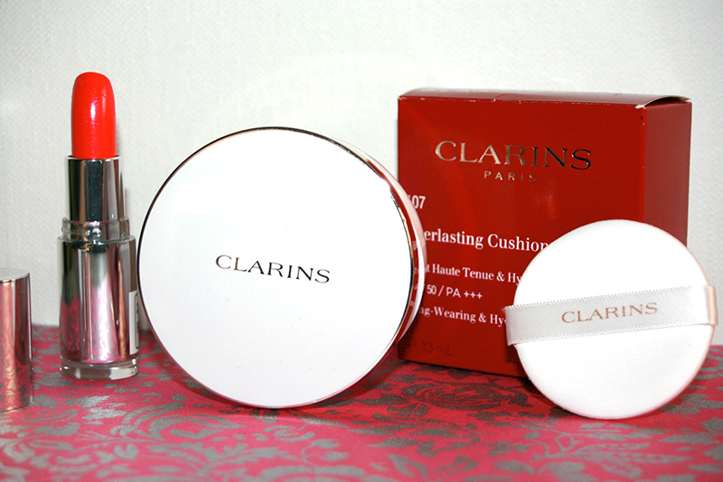 cushion Clarins