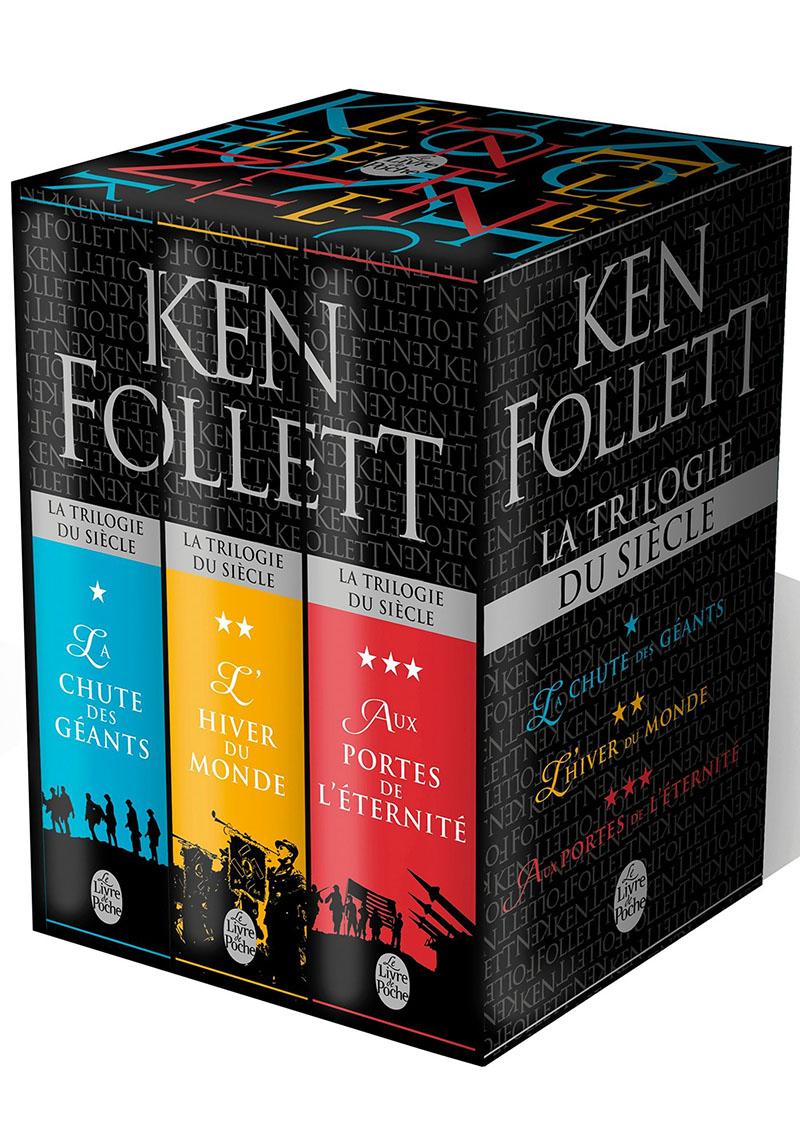 le siecle de Ken Follett