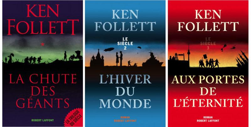 [Lecture] La trilogie du Siècle de Ken Follett
