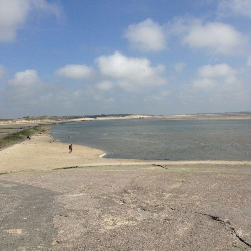 En baie d'Authie