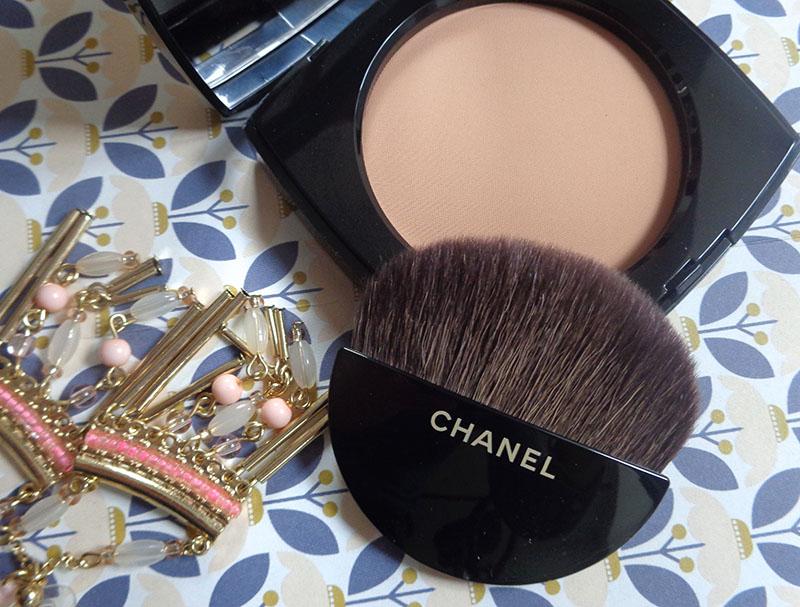 La poudre «Les Beiges» de Chanel