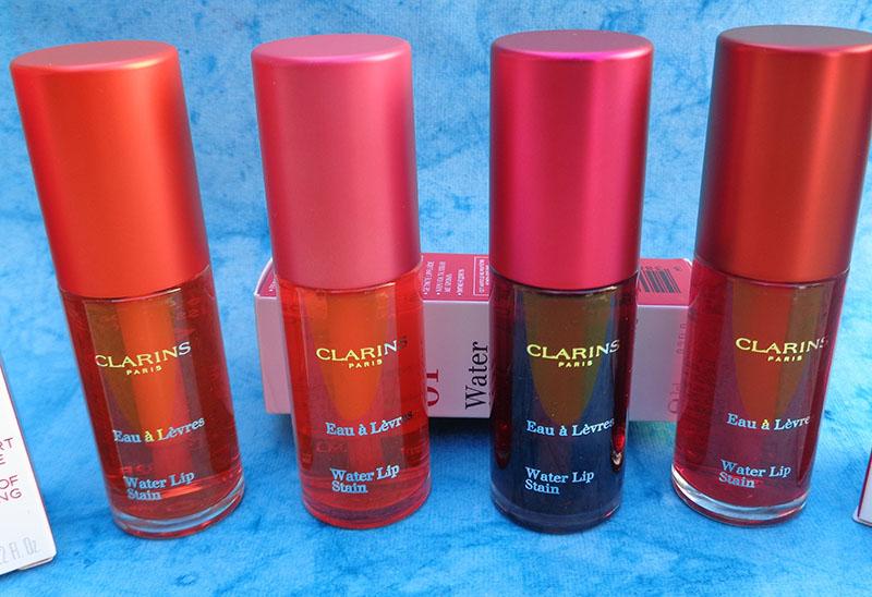 lip stain clarins
