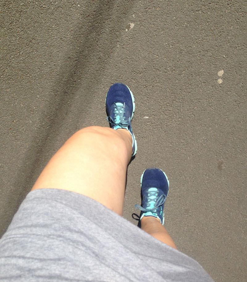 Eloge de la marche… ou comment je suis devenue une addicte…