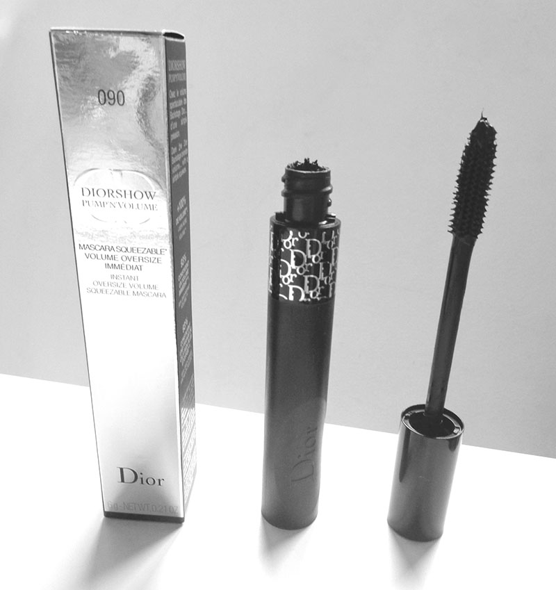 mascara Pump Volume DIOR DIORSHOW