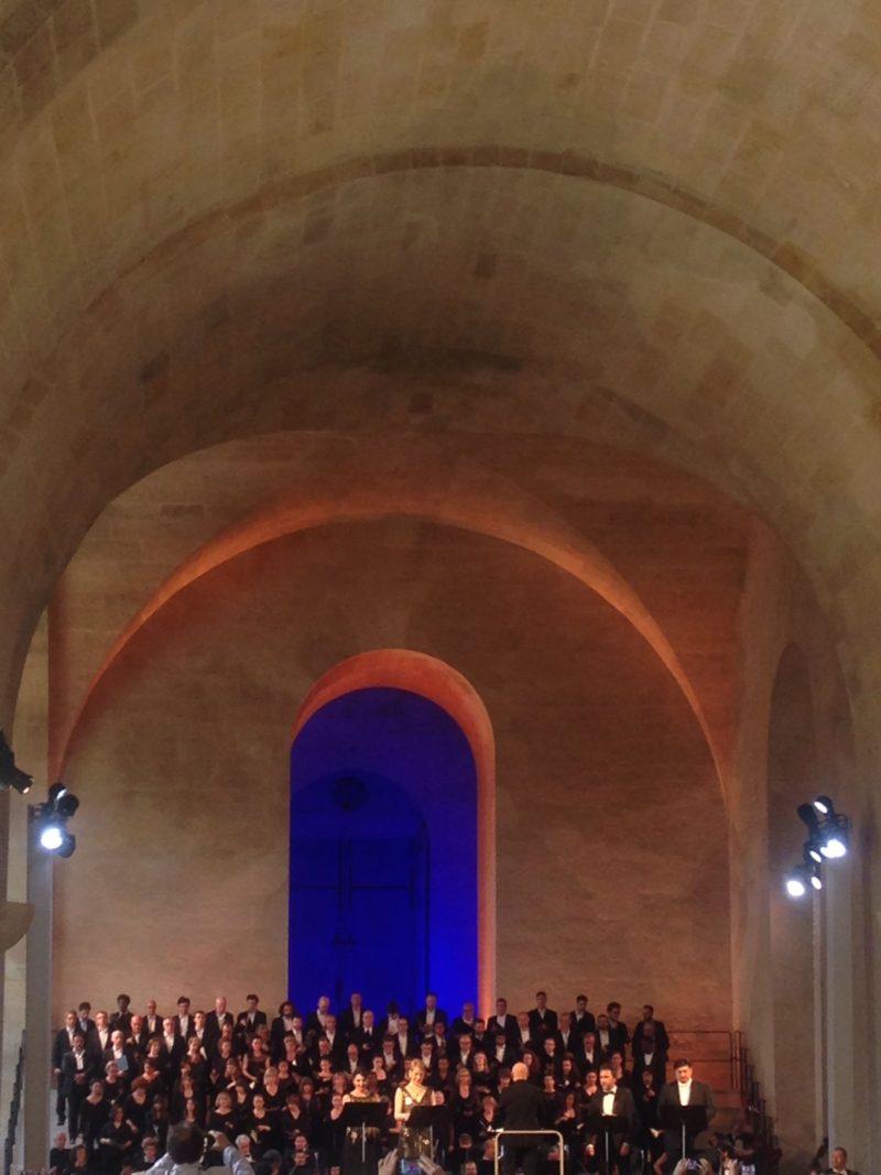 concert orangerie