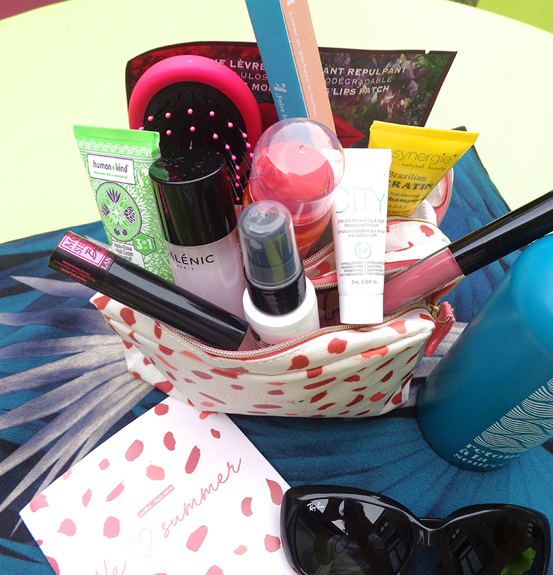 Ma Birchbox de l'été « We love summer »
