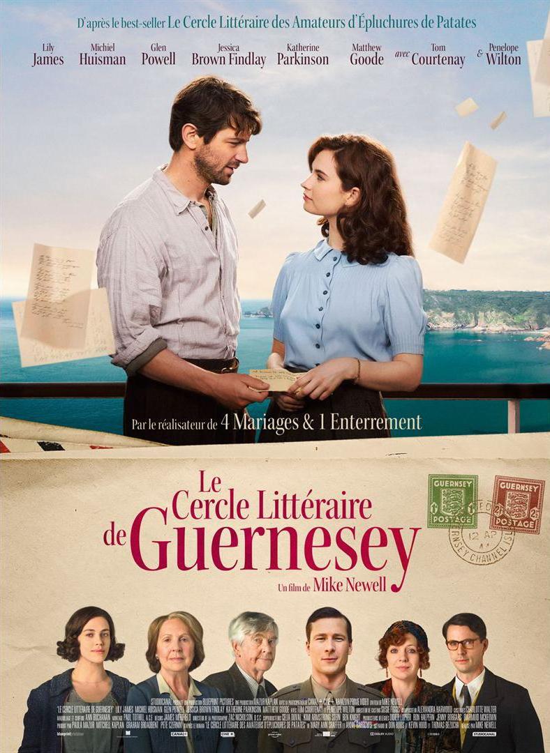 [Cinéma] Le cercle littéraire de Guernesey