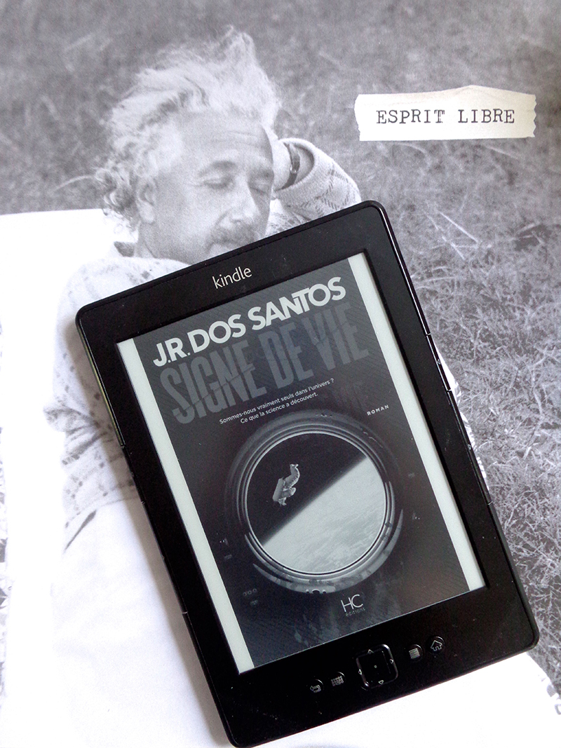 [Lecture] Signes de vie de José Rodrigues Dos Santos